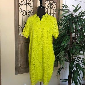 Banana Republica shirt dress